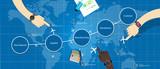 supply chain management SCM - 82516786