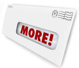 More Word Envelope Increase Improve Results Marketing Mailing
