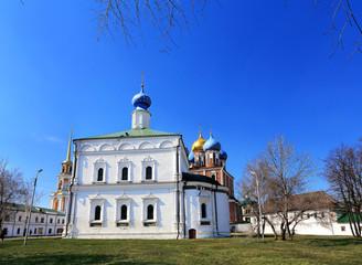 Church in Ryazan Kremlin
