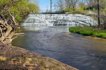 Indiana's Thistlewaite Falls