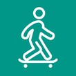 Skate Boarding - 82521310