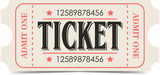 Retro ticket