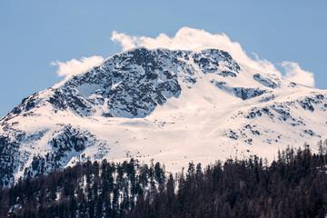 Italian Alps in spring