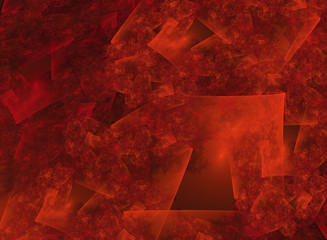 esoteric fractal red wallpapers