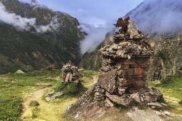 paysage du népal