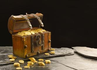 Cofre del tesoro IV