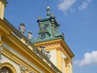 palacio de wilanov,varsovia