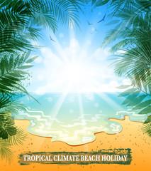botanic beach scenic