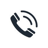 icon phone tube call