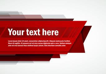 Template Vector Design / Layout Design / Background