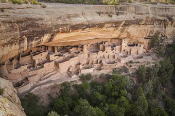 Cliff Palace, Mesa Verde National Park, Colorado, USA.