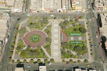 Plaza de Armas - Nasca