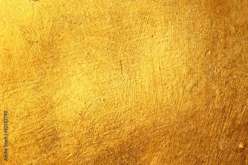 złoty tekstury betonu