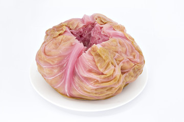 Pickled cabbage, Sour cabbage head