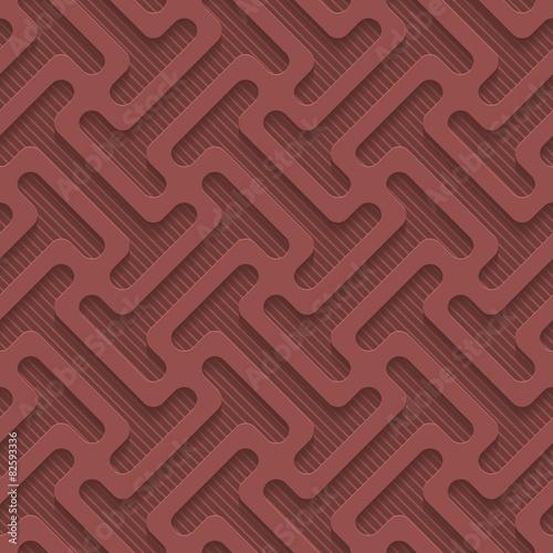 Marsala color 3D seamless wallpaper - 82593336