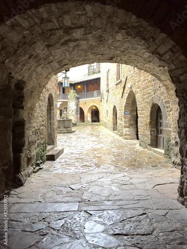 Gorizia, La corte del Castello