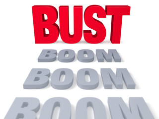 Boom Leads To Inevitable Bust
