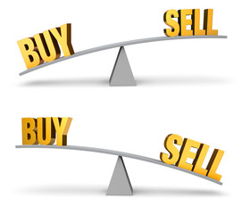 Weighing Whether To Buy Or Sell Set