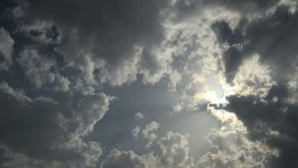Dark cloud environment