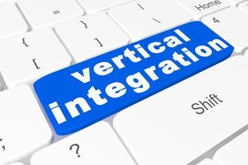 "Button ""vertical integration"" on keyboard"