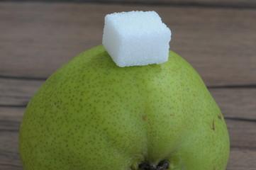 Zuckergehalt Birne