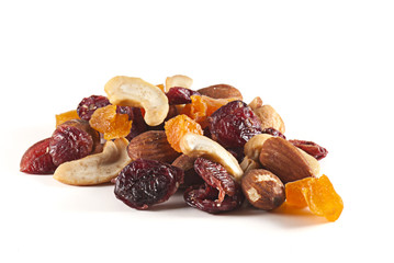 Trail Mix with Dried Apricot