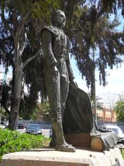 gavira,torero de cartagena