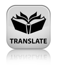 Translate white square button