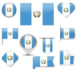 Guatemala Flag Collection