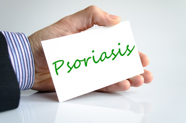 Psoriasis Concept