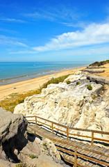 Playa de Mazagón, Costa de la luz, Huelva, España