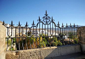 Balcón del Tajo de Ronda, Málaga, Andalucía, España