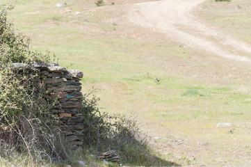 Extremadura landscape