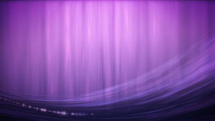 Purple Fractal Lines Background. Looping motion design.