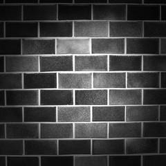 black blocks wall background