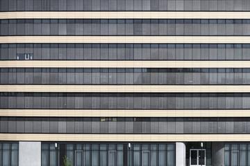 Hausfassade Hochhaus © Matthias Buehner