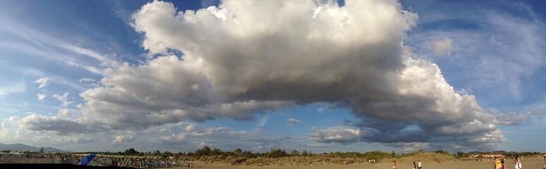 nuvole in maremma