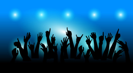 mani, concerto, festival, rock, musica
