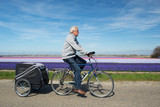 Biker in Holland