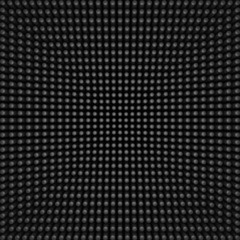 background of many dots