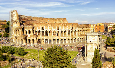 Colosseum (Coliseum) in Rome