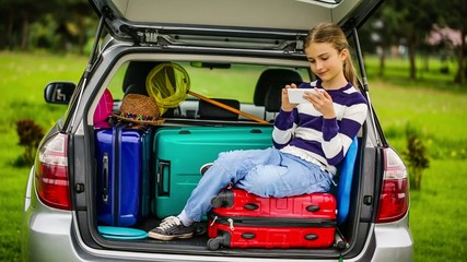 Travel for summer vacation