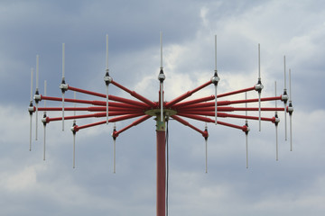 DF Antenna close-up