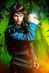 warrior elf