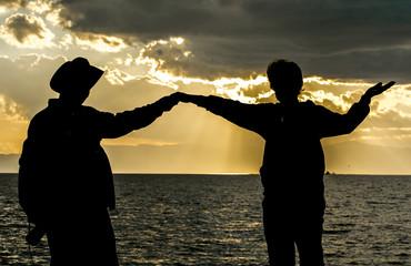 sevgililer'in günbatımı sevgisi