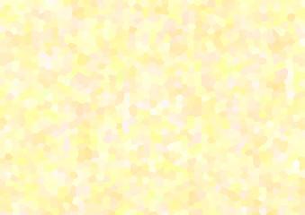 背景:淡いステンドグラス〈黄色〉