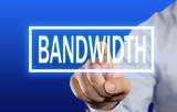 Bandwidth Concept poster