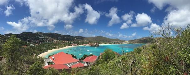 Saint Barthélemy, St Barth mare spiagge caraibi