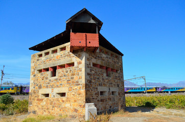 A old Military Blockhouse in SouthAfrica