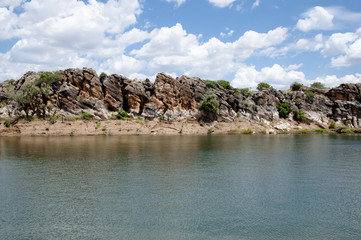 Geikie Gorge National Park - Kimberley